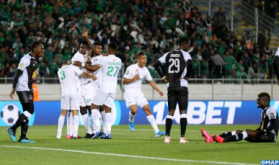 Champions League (1/4 Final 1st Leg): Raja of Casablanca Beat Mazembe (2-0)