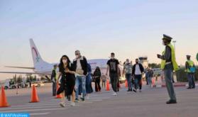 Repatriation of Moroccans Stranded in Italy