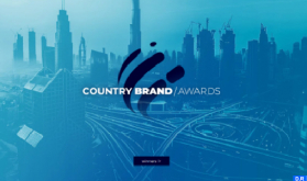 "Country Brand Awards: Morocco Best ""Overal Category"" Achiever in Africa"