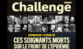 Challenge Magazine Pays Tribute To Caregivers who Died on Front Lines of Epidemic