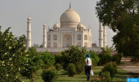 India: Taj Mahal Reopens to Visitors After 6-Month Break Due to Covid19 Spread