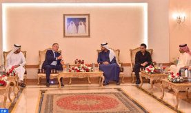 Morocco, UAE Discuss in Ajman Means to Strengthen Cooperation in Football