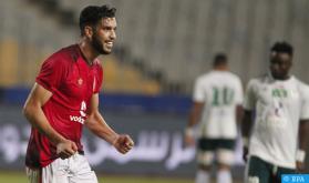 Moroccan Walid Azarou on Egyptian Al Ahly's Departure List
