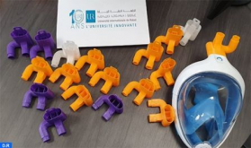 Rabat International University Develops Innovative Solutions to Help Fight Covid-19