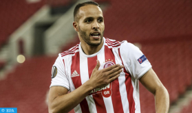 El Arabi's Goal Seals Title for Olympiacos