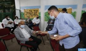 Casablanca: Jews and Muslims Celebrate Together Rosh Hashanah