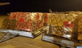 Moroccan Emergency Medical and Humanitarian Aid to Lebanon Arrives in Beirut