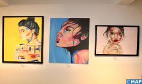 Moroccan, African Visual Artists Participate in Collective Art Exhibition in Casablanca