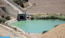 Morocco's Dam Storage Capacity Reaches 44.8% (Ministry)