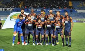 CAF Confed Cup: Renaissance Berkane Progress to Semi-finals