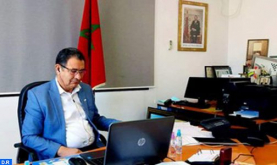 Al Hoceima Chairs UCLG International Meeting Via Videoconference