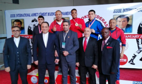 Morocco Ranks Third in Ahmet Comert Boxing Tournament in Turkey