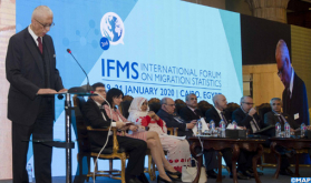 Morocco Takes Part in Second International Forum on Migration Statistics in Cairo