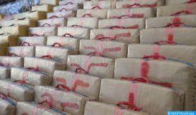 Morocco Foils International Drug Trafficking Operation, Over 1 Ton of Cannabis Resin Seized