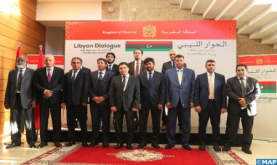 Bouznika: The Two Libyan Delegations Praise Morocco's Efforts and Impartial Position
