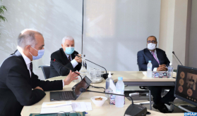 Development Model Commission Meets With USFP Delegation