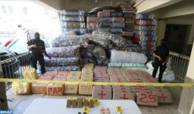 Fez: Major Seizure of Chira, Two Individuals Arrested
