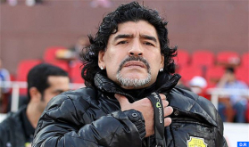 Football Legend Diego Maradona Dies Aged 60 - Reports
