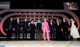 18th Marrakech International Film Festival Opens