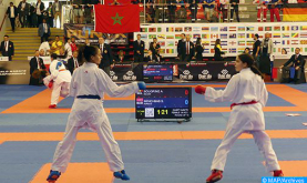 Africa Karate Championship on 7-9 Feb. in Tangier
