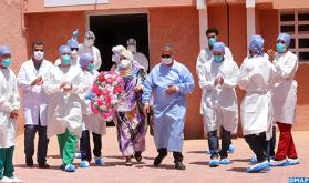 Counter of Contamination by Covid19 Reset to Zero in Laayoune-Sakia El Hamra Region