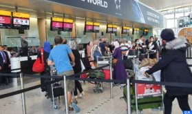First Repatriation Flight for Moroccans Stranded in the UK
