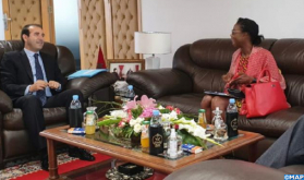 Ombudsman of Kingdom Holds Talks with United Nations Resident Coordinator in Morocco