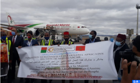 Covid-19: Moroccan Medical Aid for Madagascar Arrives in Antananarivo