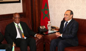 Lower House Speaker Calls for Exemplary Parliamentary Relations between Morocco and South Africa