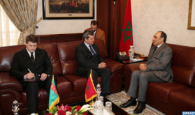 Moroccan Autonomy Proposal 'Only Possible Solution to the Conflict over the Sahara': Turkmen FM