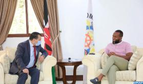 Towards Establishing Partnership Between Mombasa, Tangiers