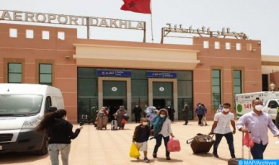 118 Moroccans Repatriated from Mauritania Arrive in Dakhla
