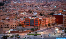 Support Program for Improving Performance of Communes in Morocco: Marrakech Obtains Excellence Grant