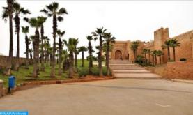 ISESCO DG Receives keys of Kasbah of the Udayas Portals