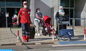 Covid-19: Repatriation Operation of Moroccans Stranded in France Continues