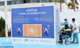 Use and Marketing of Disinfection Tunnels Banned in Morocco