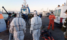 Illegal Immigration: Two Bodies Shipped Out, 21 Sub-Saharan Nationals Rescued off Tantan