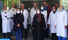 Covid-19: 10 New Recoveries in Draa-Tafilalet Region