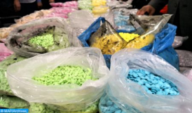 Police Arrest Two Individuals in Possession of 12,600 Psychotropic Tablets