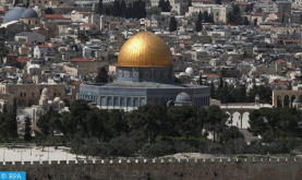 Palestinian Official Hails HM the King's Efforts for Triumph of Al Quds