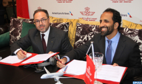 RAM, American Airlines Reiterate Strategic Importance of Codeshare Agreement
