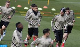 Coronavirus: Real Madrid Players in Quarantine