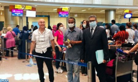Moroccans Stranded Abroad: Repatriation of New Group from Egypt