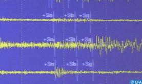 3.4-Magnitude Tremor Shakes Taounate Province