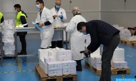 COVAX: Morocco Receives First Allocation of Anti-Covid Vaccine