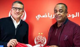 Botola Pro (D1): Spanish Garrido New Coach of Wydad of Casablanca