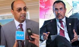 "Presidents of Laâyoune-Sakia El Hamra and Dakhla-Oued Eddahab Regions Denounce Propaganda of Algeria and ""Polisario"" on Human Rights in Sahara"