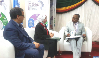 Morocco, Zimbabwe Discuss in Victoria Falls Means to Develop Cooperation in Sustainable Development and Environmental Protection Areas