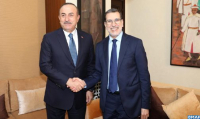 Head of Government Holds Talks in Rabat with Turkish FM