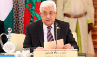 Palestinian Pres. Welcomes HM the King's Positions in Support of Legitimate Palestinian Rights